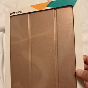 Other - New ESR rose gold iPad Pro 11.1 protective case